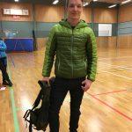 Tornedalsloppets snabbaste hemmaåkare, sjätteplacerade Erik Skott, Aapua IF.
