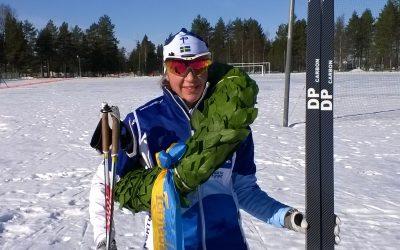 Tornedalsloppets mesta segrare genom åren, Nina Lintzén
